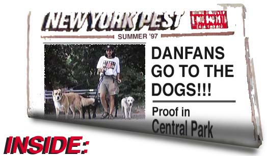 DanFans Go To The Dogs